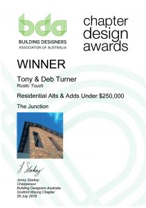 Building Designers Association Awards